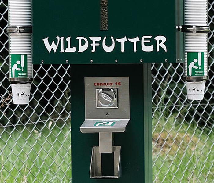 Tierfutterautomat