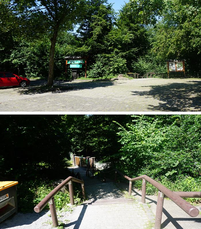 Wildpark Düsseldorf Parkplatz